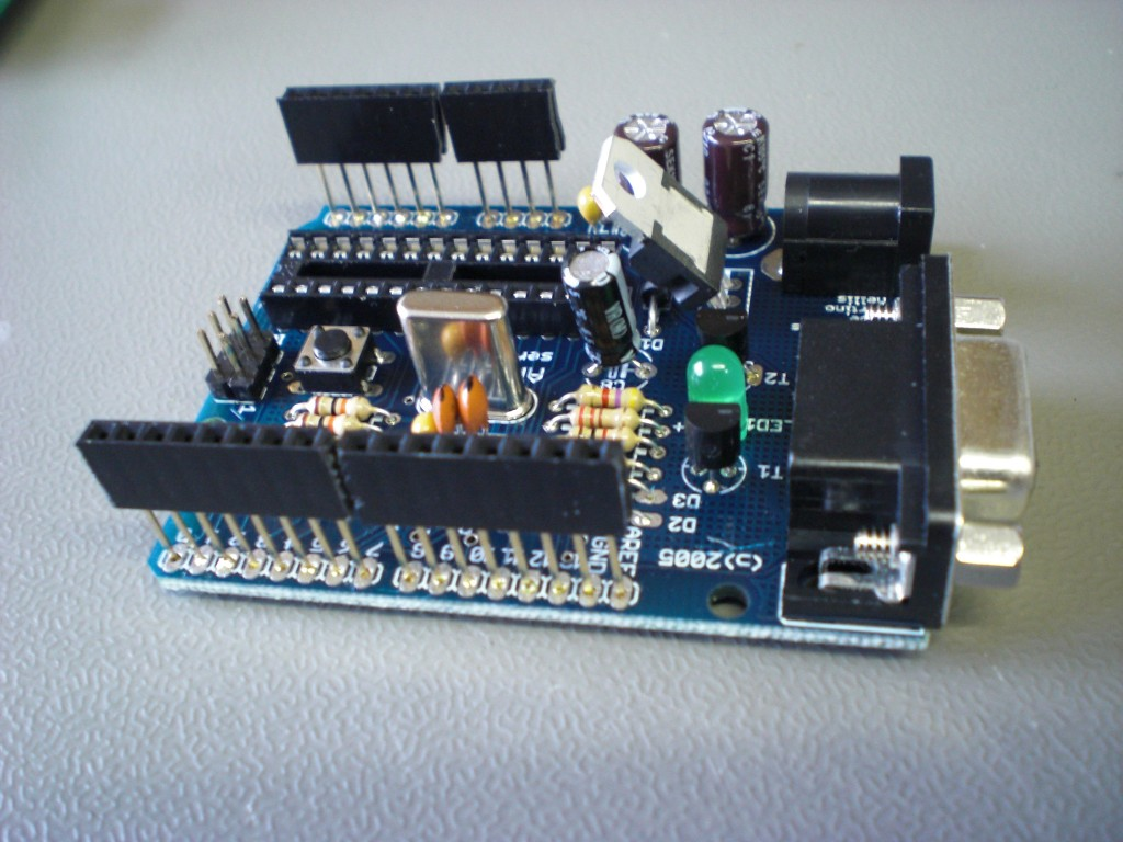The serial Arduino