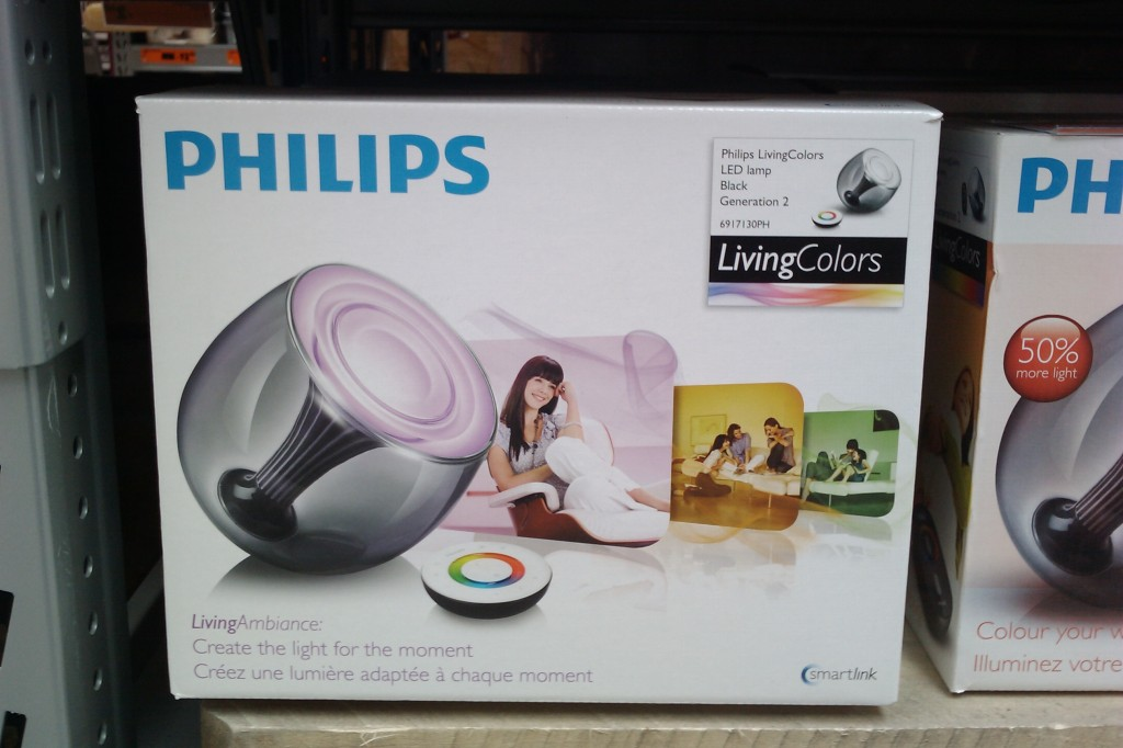 LivingColors Gen2 with SmartLink