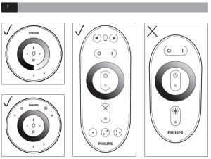 LivingColors remotes, Gen2 no Smartlink