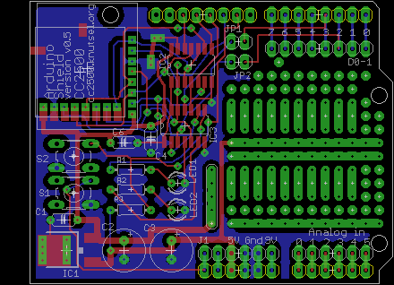 Using the CC2500 Arduino Shield – Electronics projects and kits
