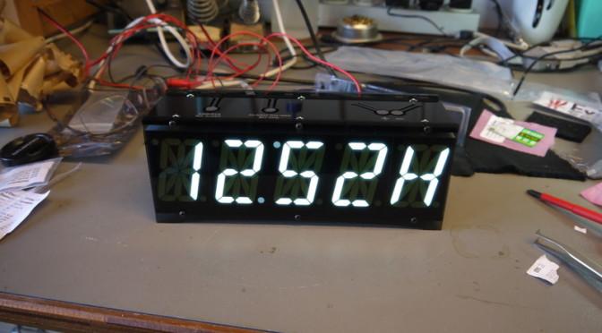Alpha Clock Five